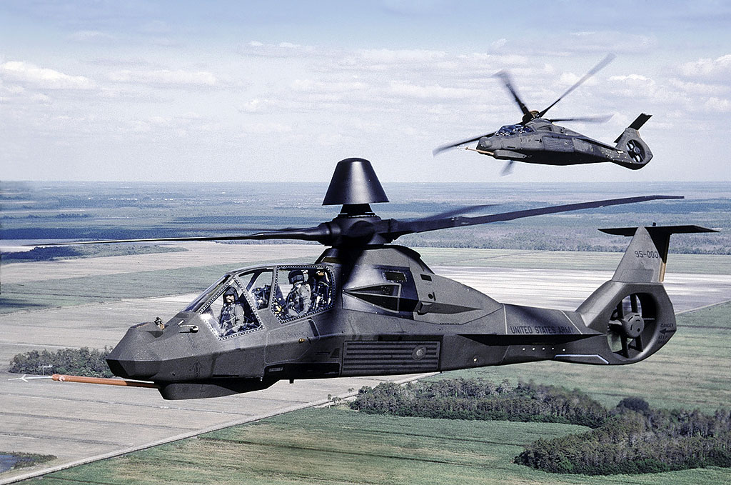 Elicottero Comanche : Rah comanche image aircraft lovers group mod db