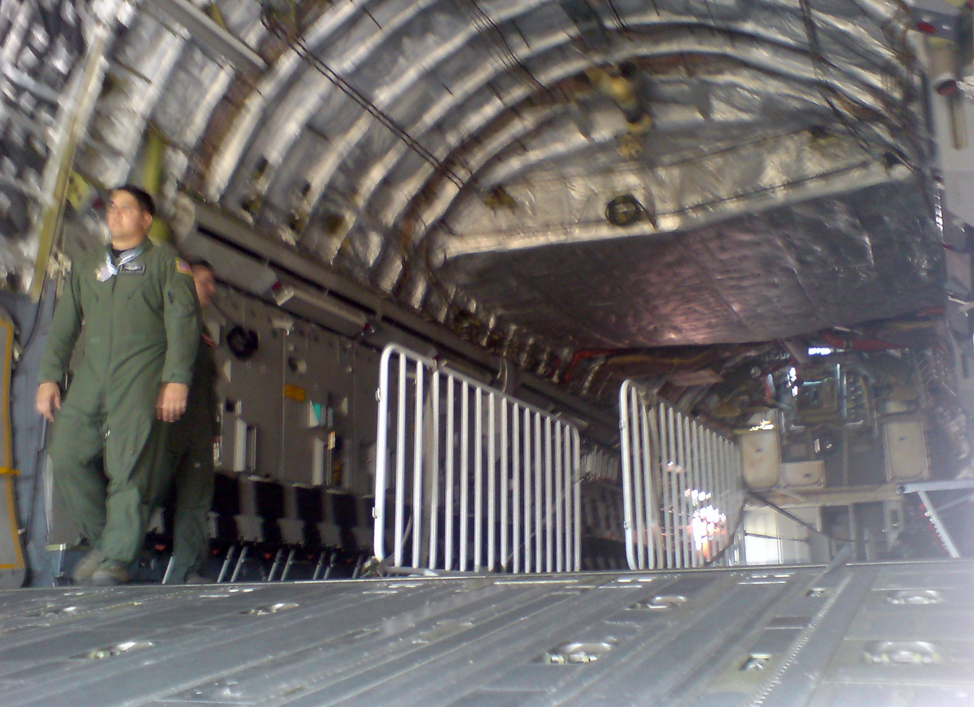 original   c-17 interior  C 17 Interior