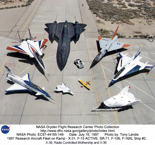nasa secret planes - photo #32