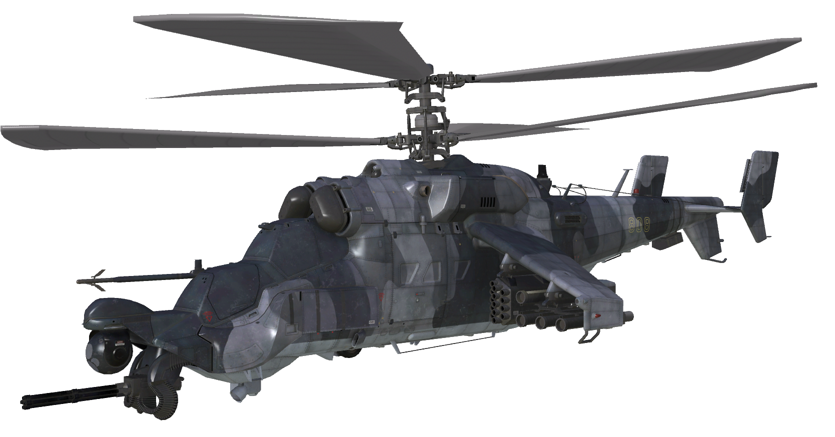 Coaxial Hind from Call of Duty:Ghosts image - Aircraft Lovers Group