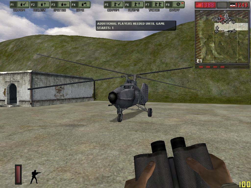 fhsw mod view original - Helicopter Mod