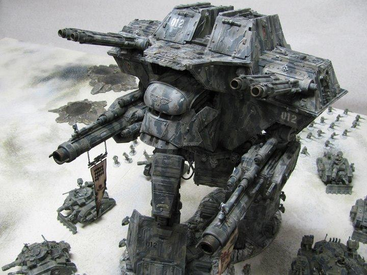 Epic image - Warhammer 40K Fan Group - Mod DB