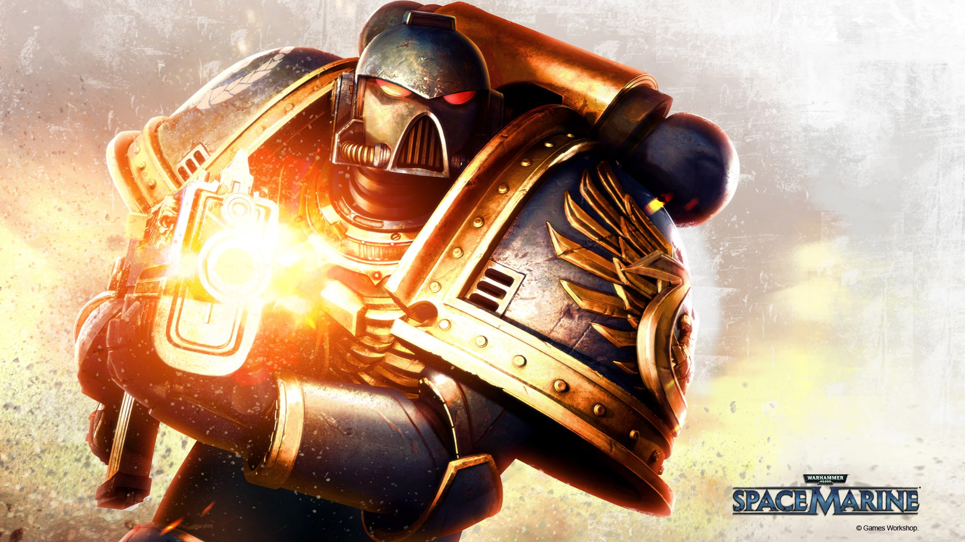 Warhammer 40k Space Marines: Space Marine Wallpapers Image