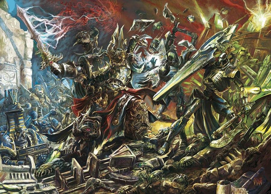 Some serious art ;) image - Warhammer 40K Fan Group - Mod DB