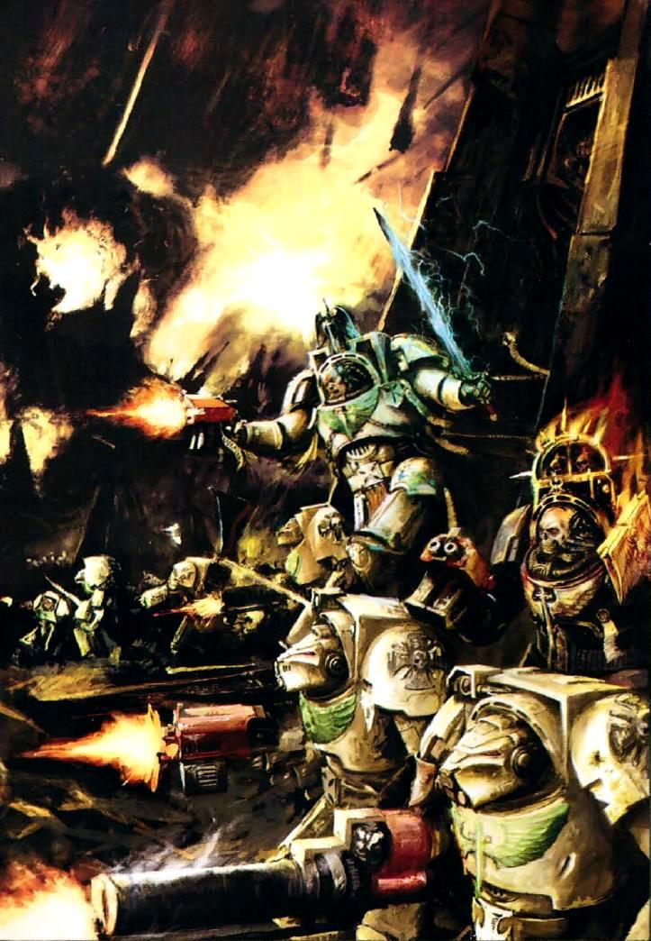 deathwing 40k art - photo #26