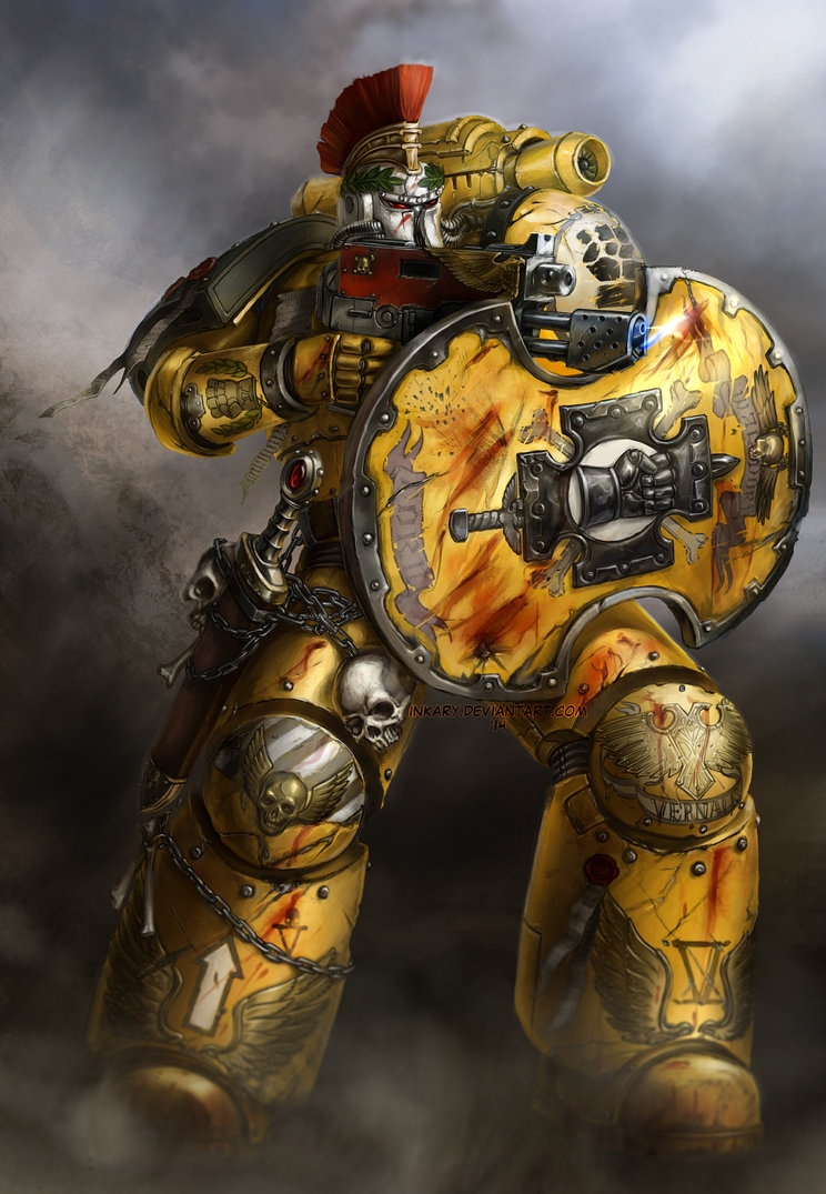 Imperial fists image warhammer 40k fan group mod db - Imperial fists 40k ...