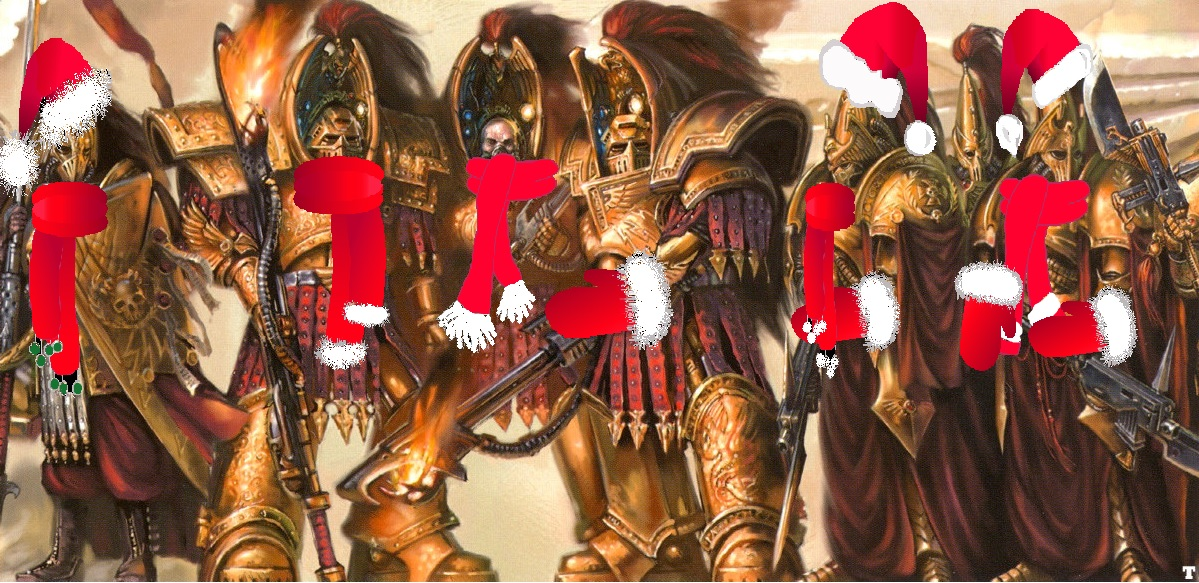 My Background. Merry X-mas! image - Warhammer 40K Fan Group - Mod DB