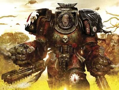Warhammer 40k armies of the imperium