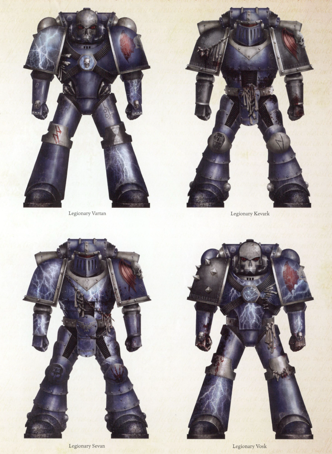 Night Lords Horus Heresy Pictures Image Warhammer 40k