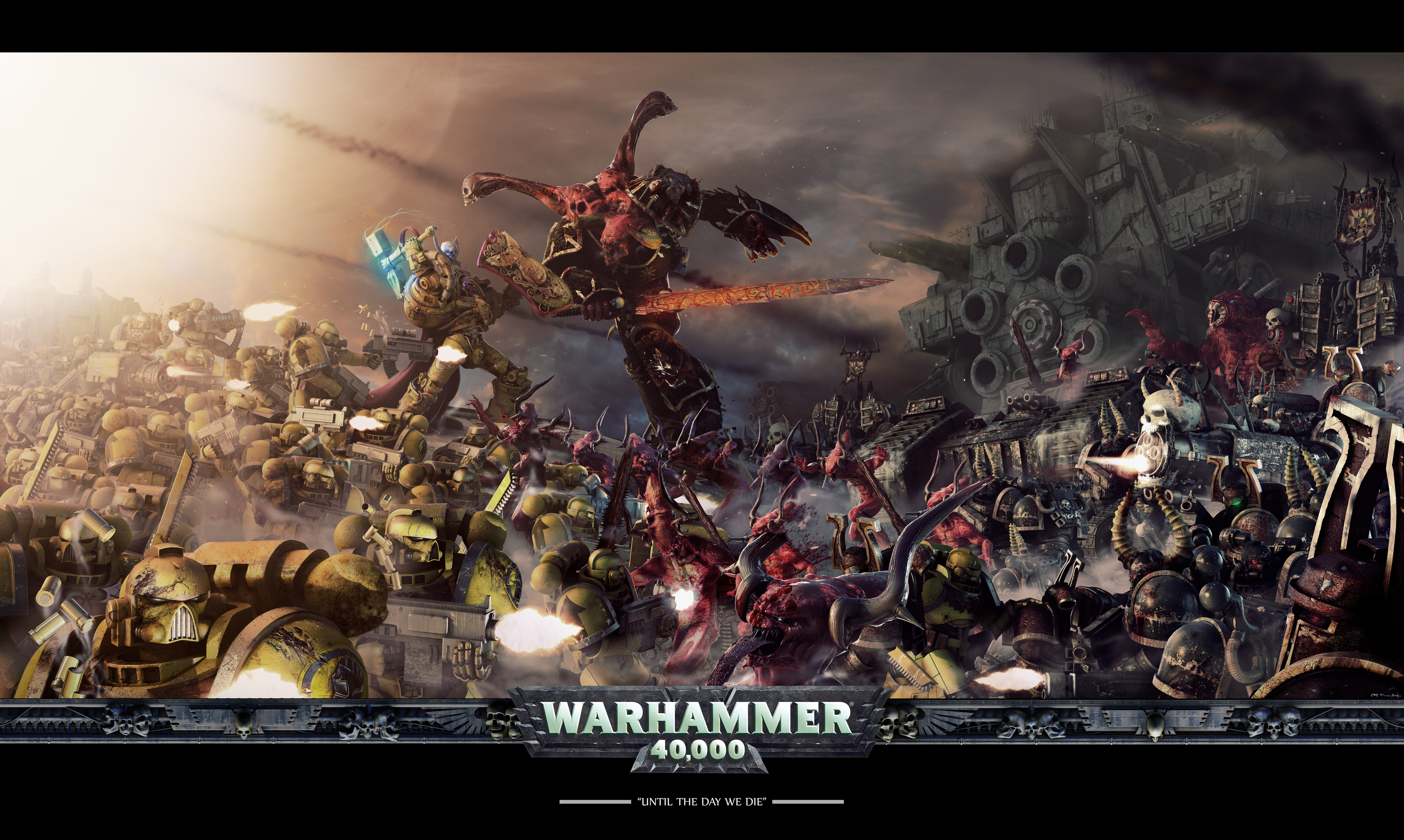 Warhammer 40k audiobooks, codexes, ebooks - Various artists - Various artists
