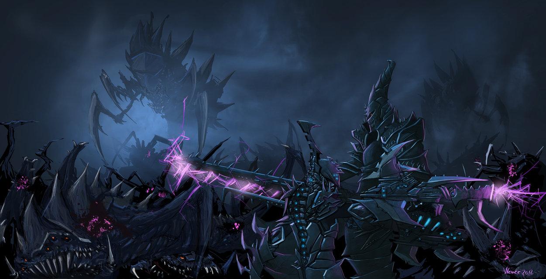 Tyranid Mod Dawn Of War Soulstorm