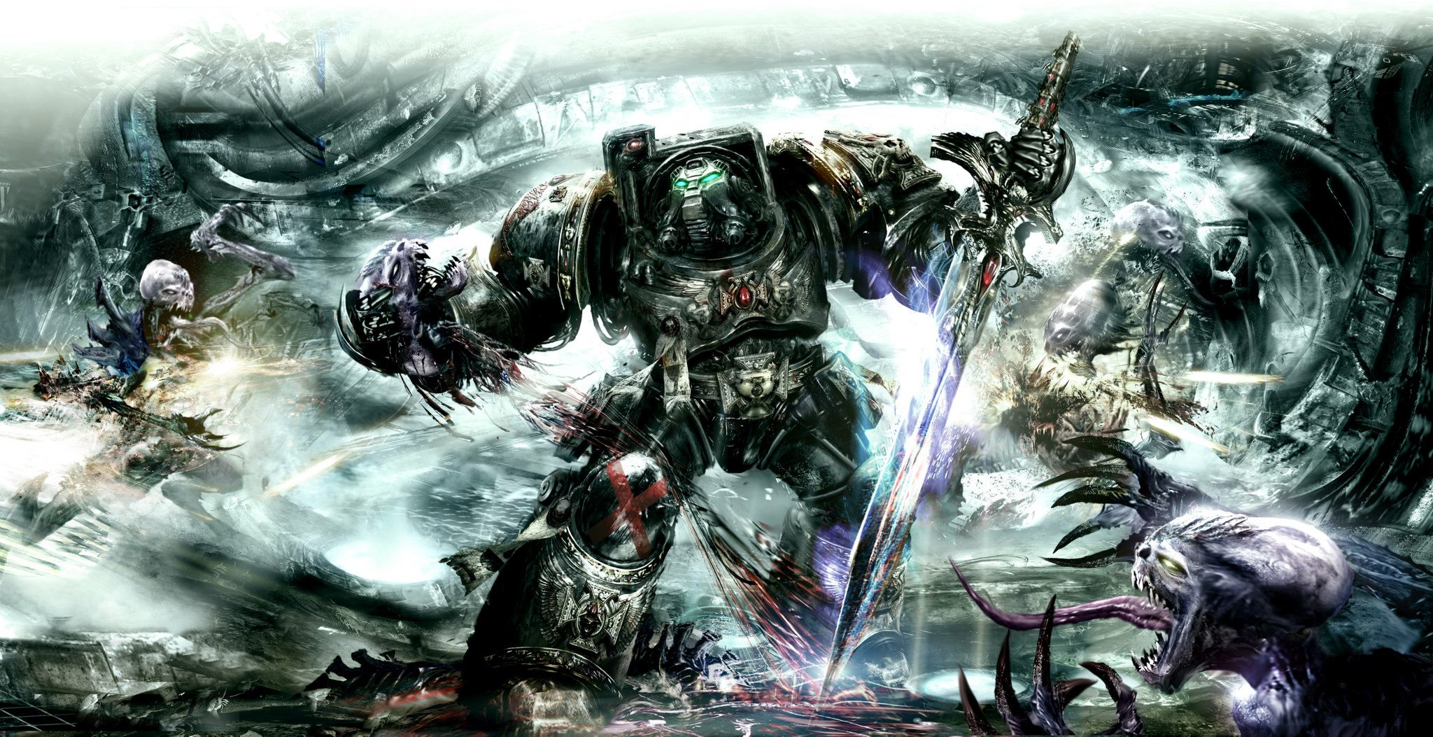 The Death Of Integrity Image Warhammer 40k Fan Group