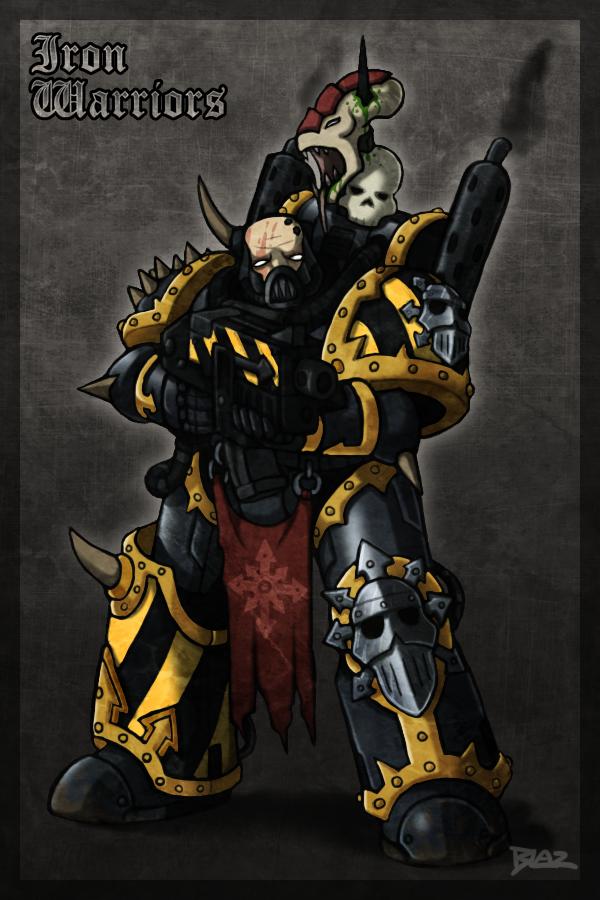 Iron Warriors Warhammer 40k Wiki Iron Warriors Image