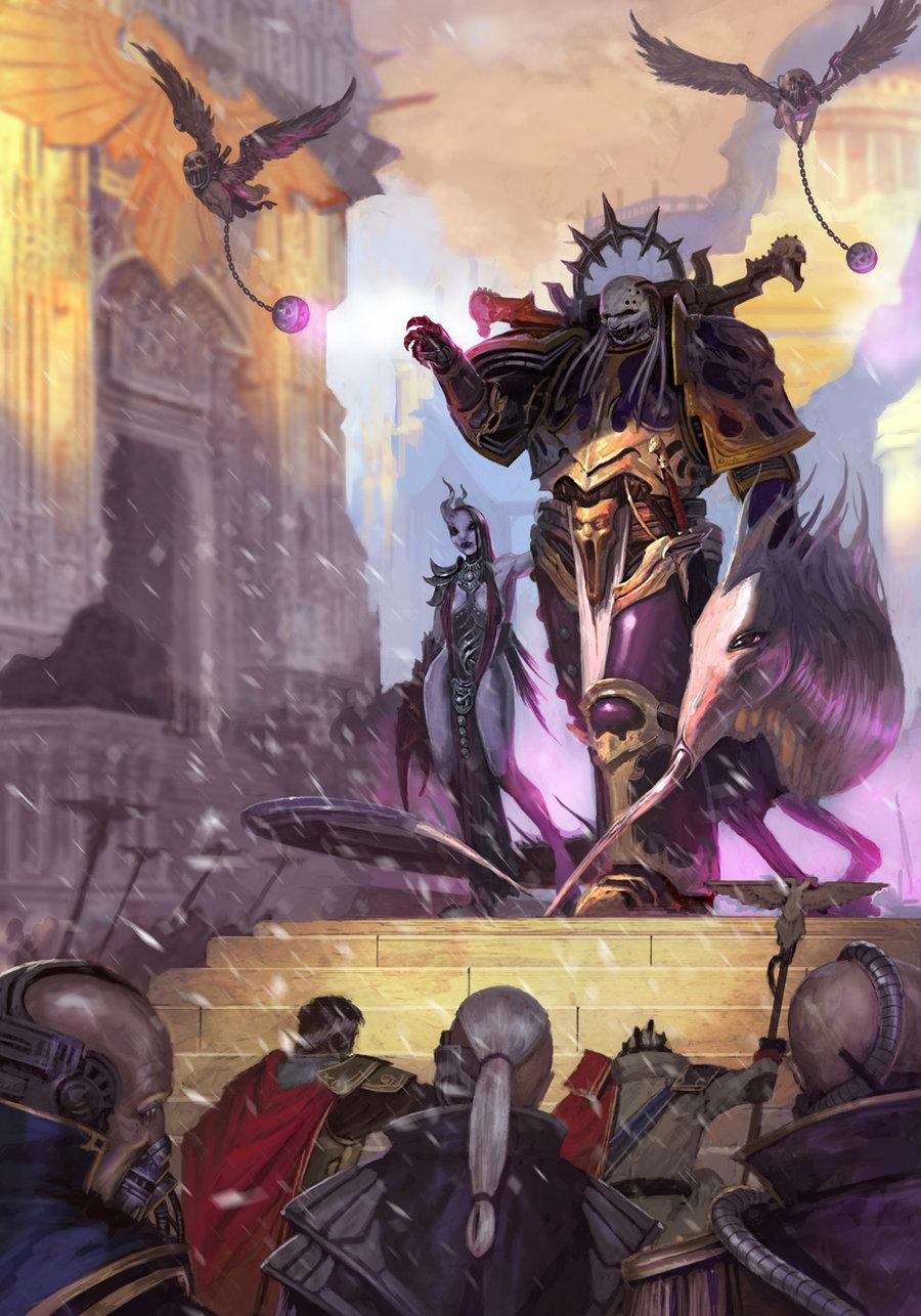 Kneel Before Me Image Warhammer 40k Fan Group Mod Db