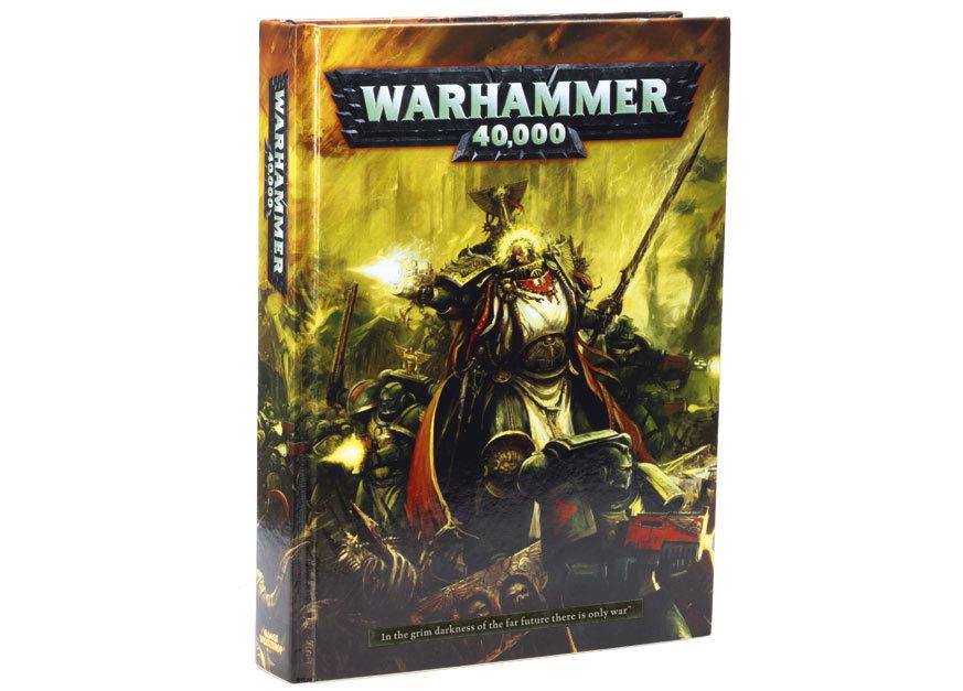 Pdf warhammer 40k 6th