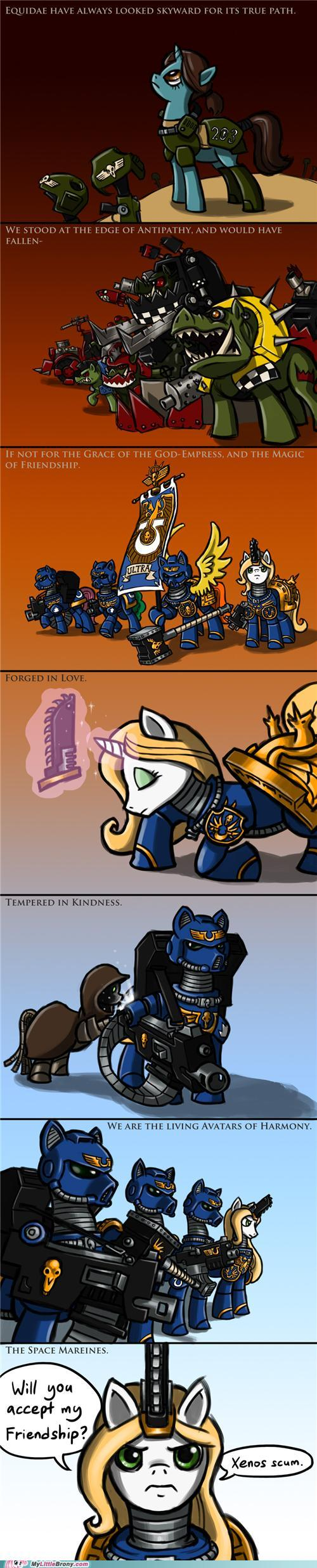 Humour 40K - Page 2 My-little-pony-friendship-is-magic-brony-space-mareine
