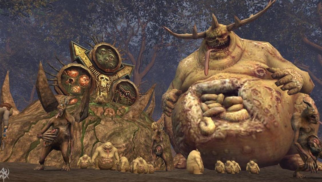Grandpappy Nurgle image - Warhammer 40K Fan Group - Mod DB