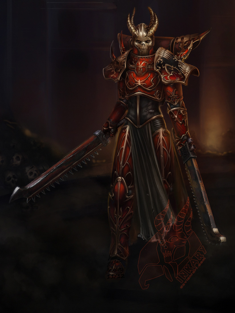 Sister of Khorne image - Warhammer 40K Fan Group - Mod DBWarhammer 40k Chaos Gods Fanfiction