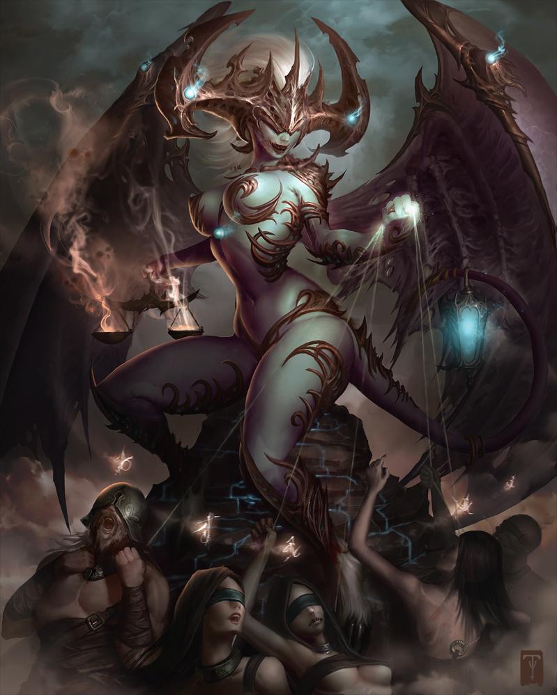 The Seductive Forces Of Slaanesh Image Warhammer 40k Fan Group