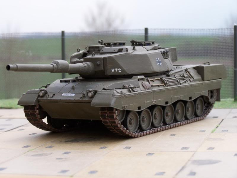 Leopard 1a6 Image Tank Lovers Group Mod Db