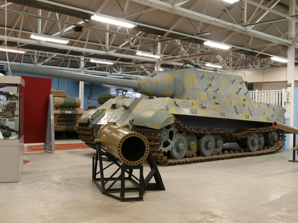 Jagdtiger Bovington Hd Hq Image Tank Lovers Group Mod Db