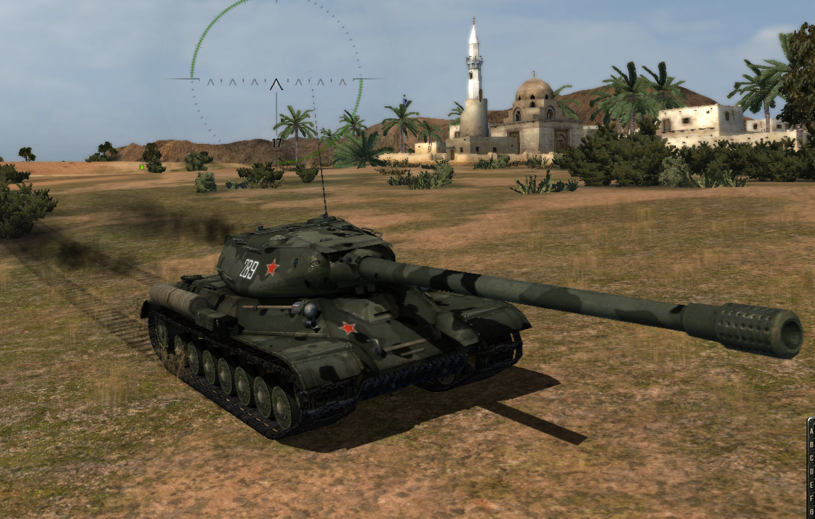 world of tanks post game mod