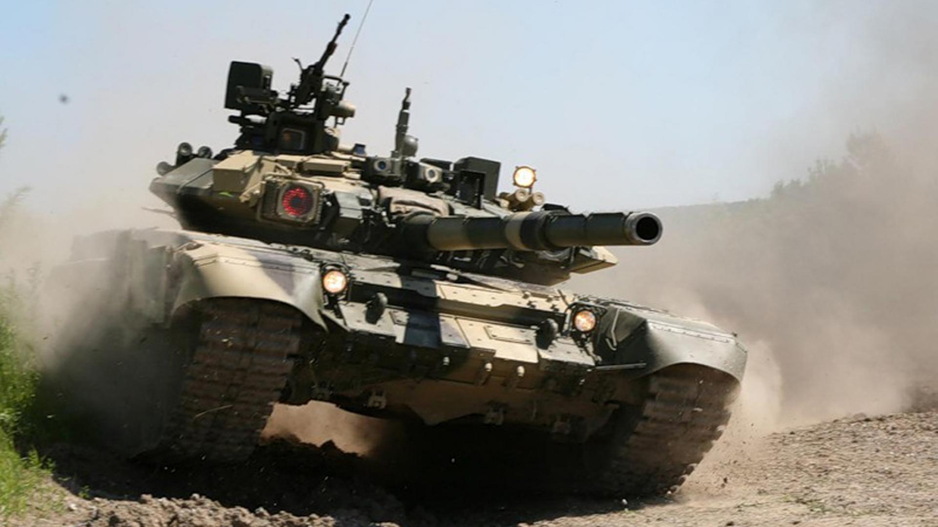 современный боевой танк россии