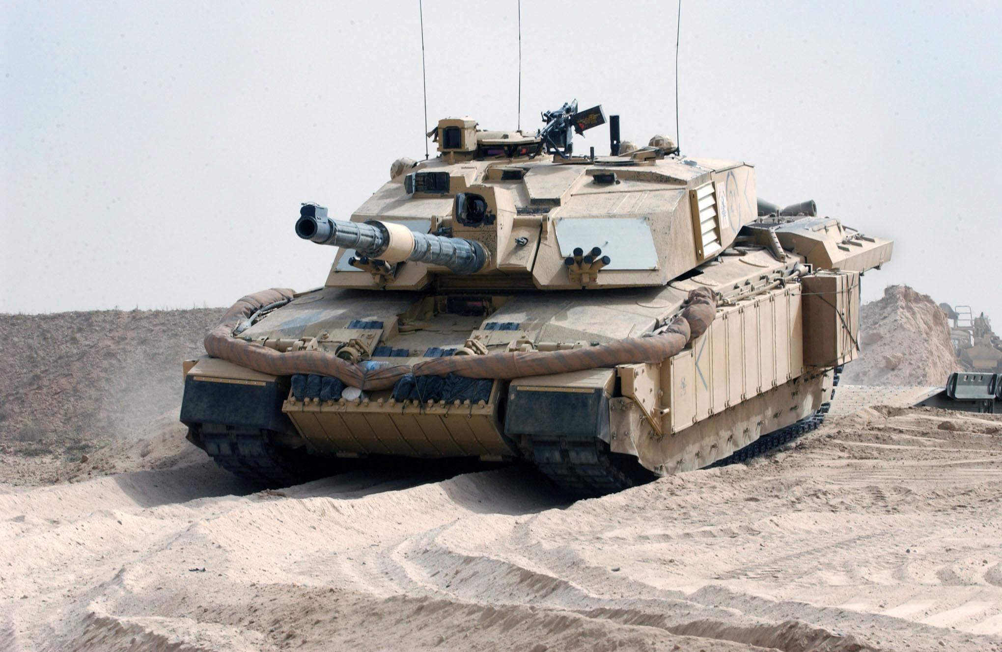 Challenger II image - Tank Lovers Group - Mod DB: www.moddb.com/groups/tanks/images/challenger-ii2