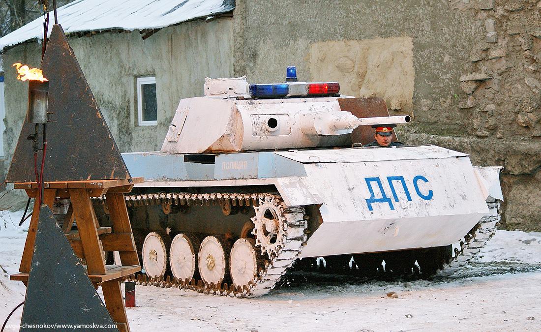 Прикольные фото танка