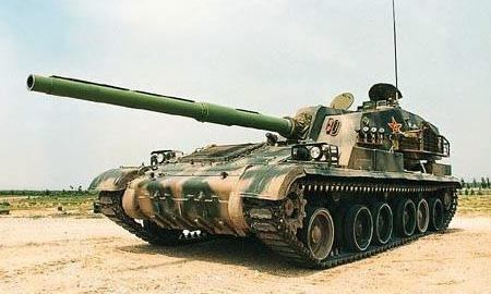 PTZ89 Light tank/Tank Destroyer. image - Mod DB