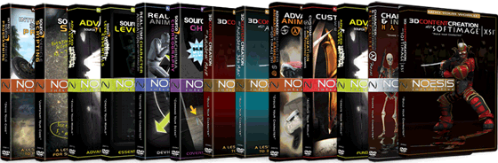 Noesis Game Development DVDs