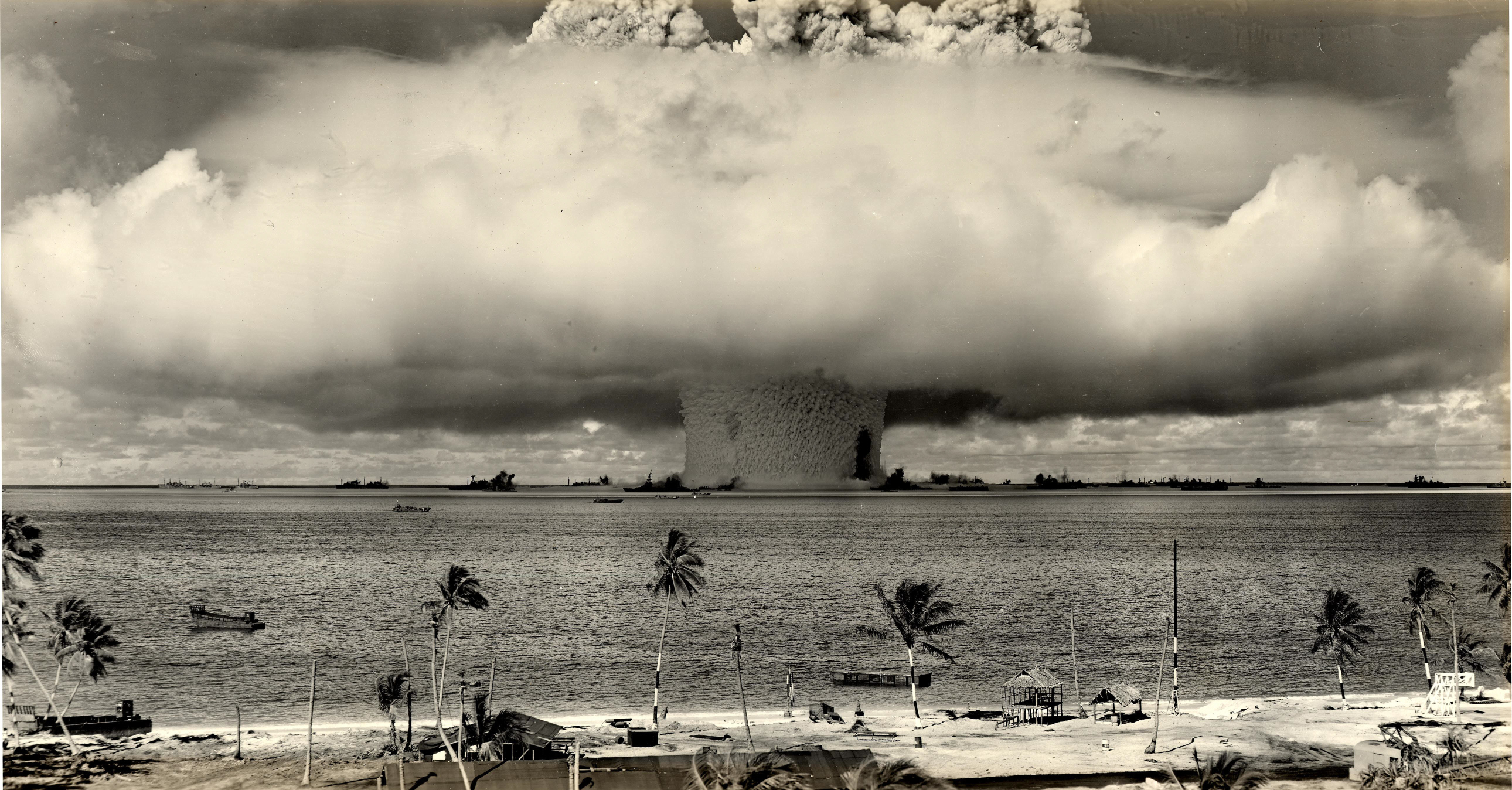 Analysis of the Atomic Bomb