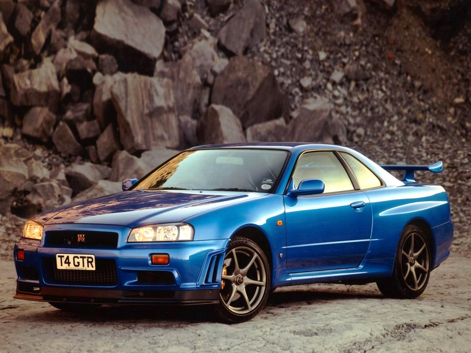 Nissan Skyline R34 GTR VSPEC II image  Automotive Enthusiasts