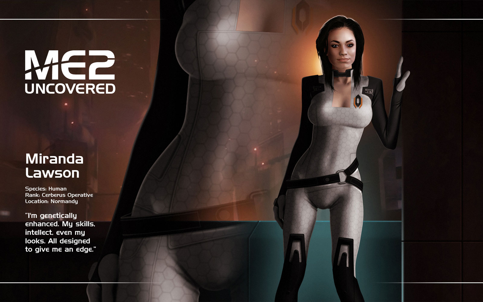 Mass effect 2 sex mod sex streaming