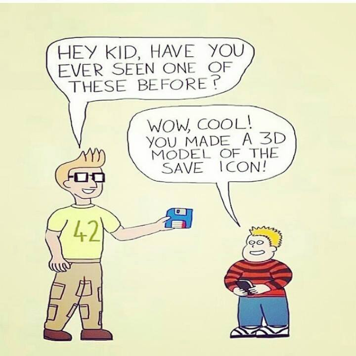 Humor Satire: Kids These Days... Image