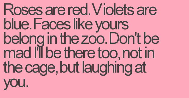 Poem Image Humor Satire Parody Mod Db
