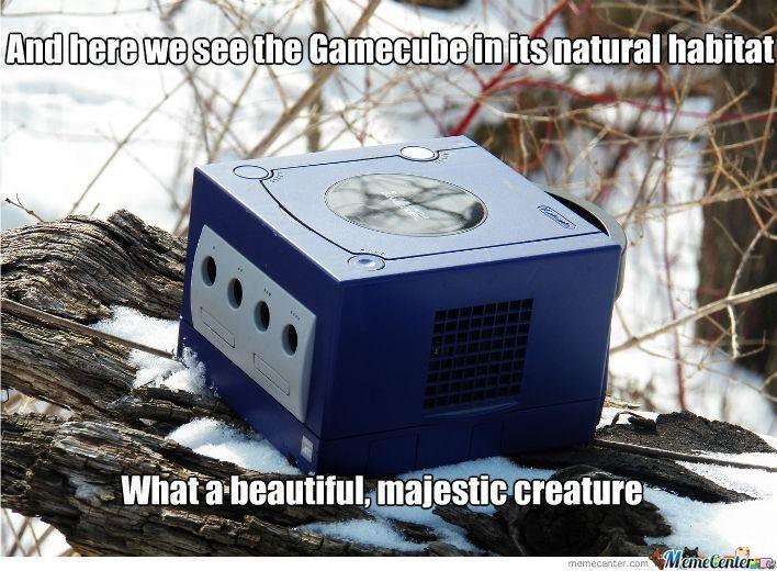 My Gamecube Is Not Working ! Why ?! by nda - Meme Center |Gamecube Meme