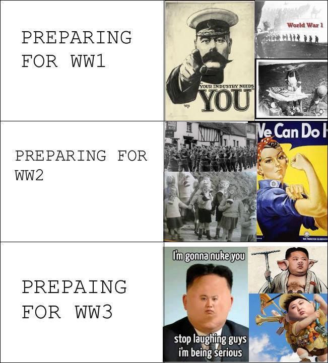 World War Preparations Image Humor Satire Parody Mod Db