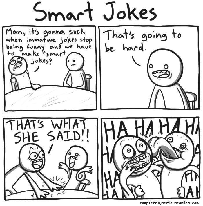 Smart Jokes Image Humor Satire Parody Mod Db