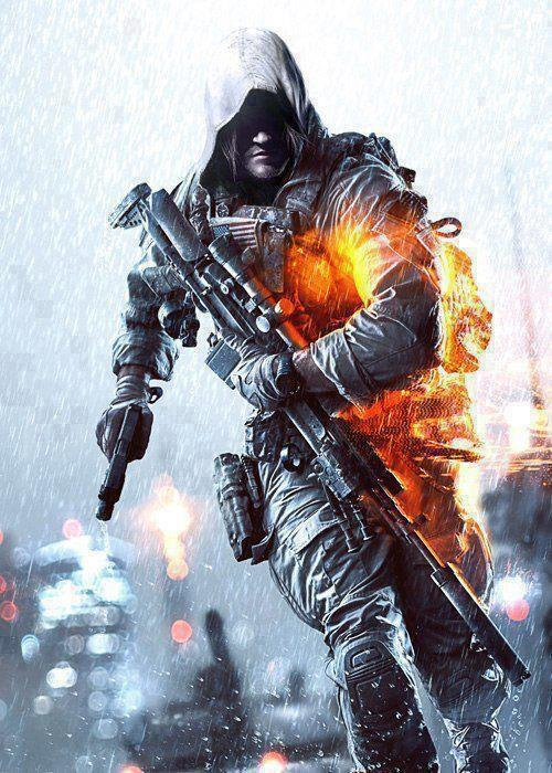 Assassin's Creed \ Battlefield 4 mix image - Humor, satire, parody ...: www.moddb.com/groups/humour-satire-parody/images/assassins-creed...