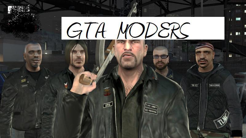 GTA MODERS