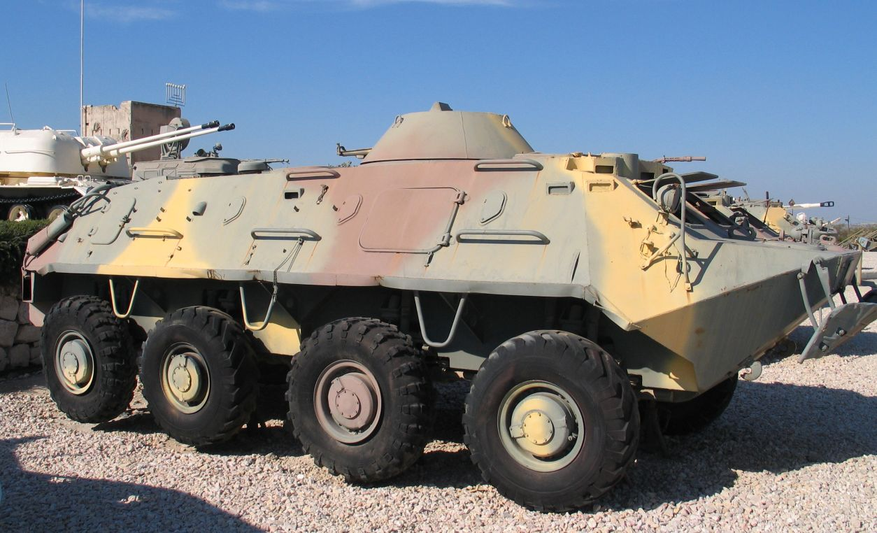 BTR-60 image - Armored Vehicle Lovers Group - Mod DB