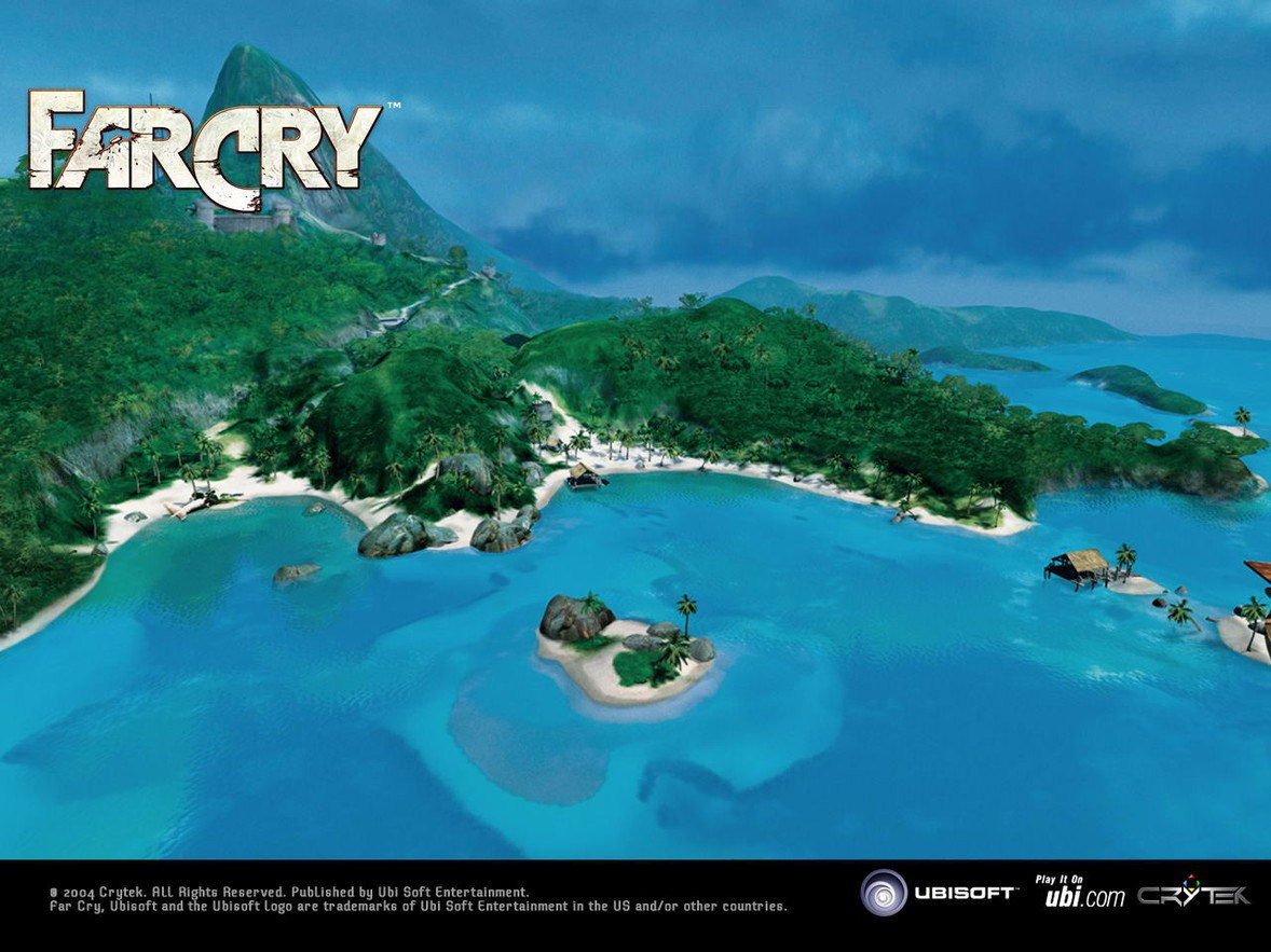 Far Cry 1 Screenshots Image Far Cry 1 Cryengine One C Mod Db