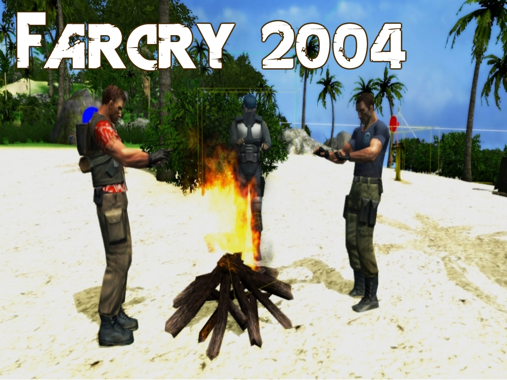 Far Cry 1 Cryengine One C Group Mod Db