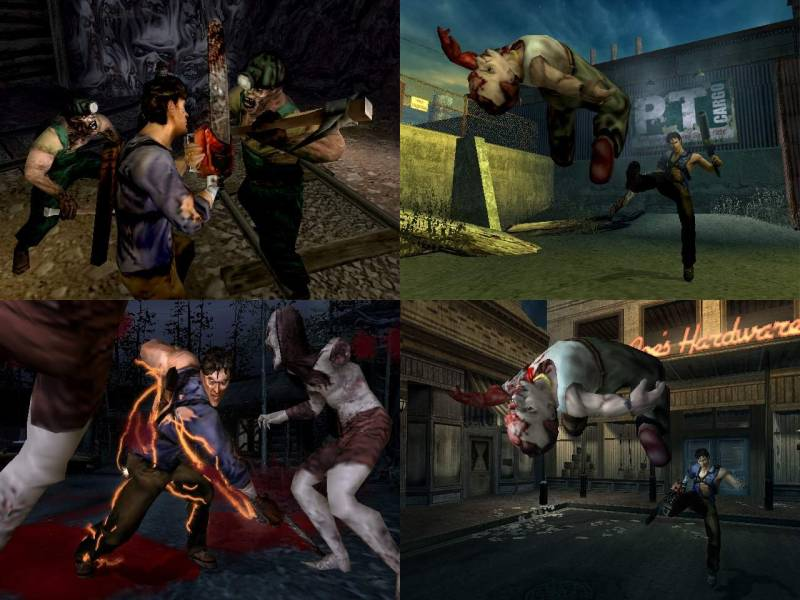 Evil Dead Regeneration pc Video Games