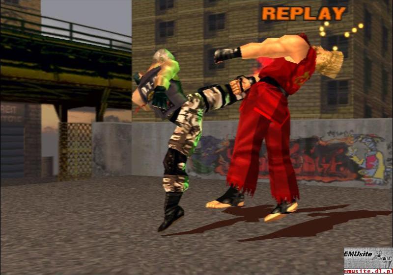 Tekken 3 скачать моды