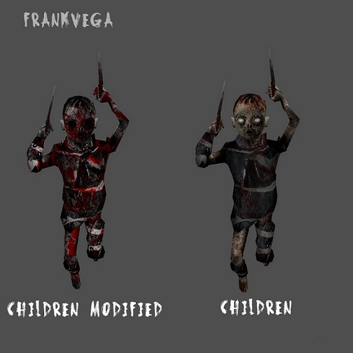 Children Re-skin