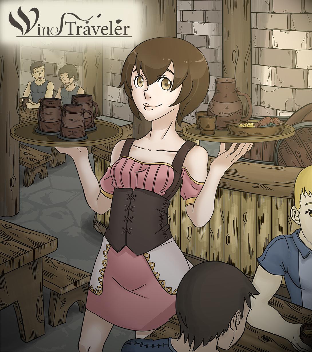 Wind Traveler Poster