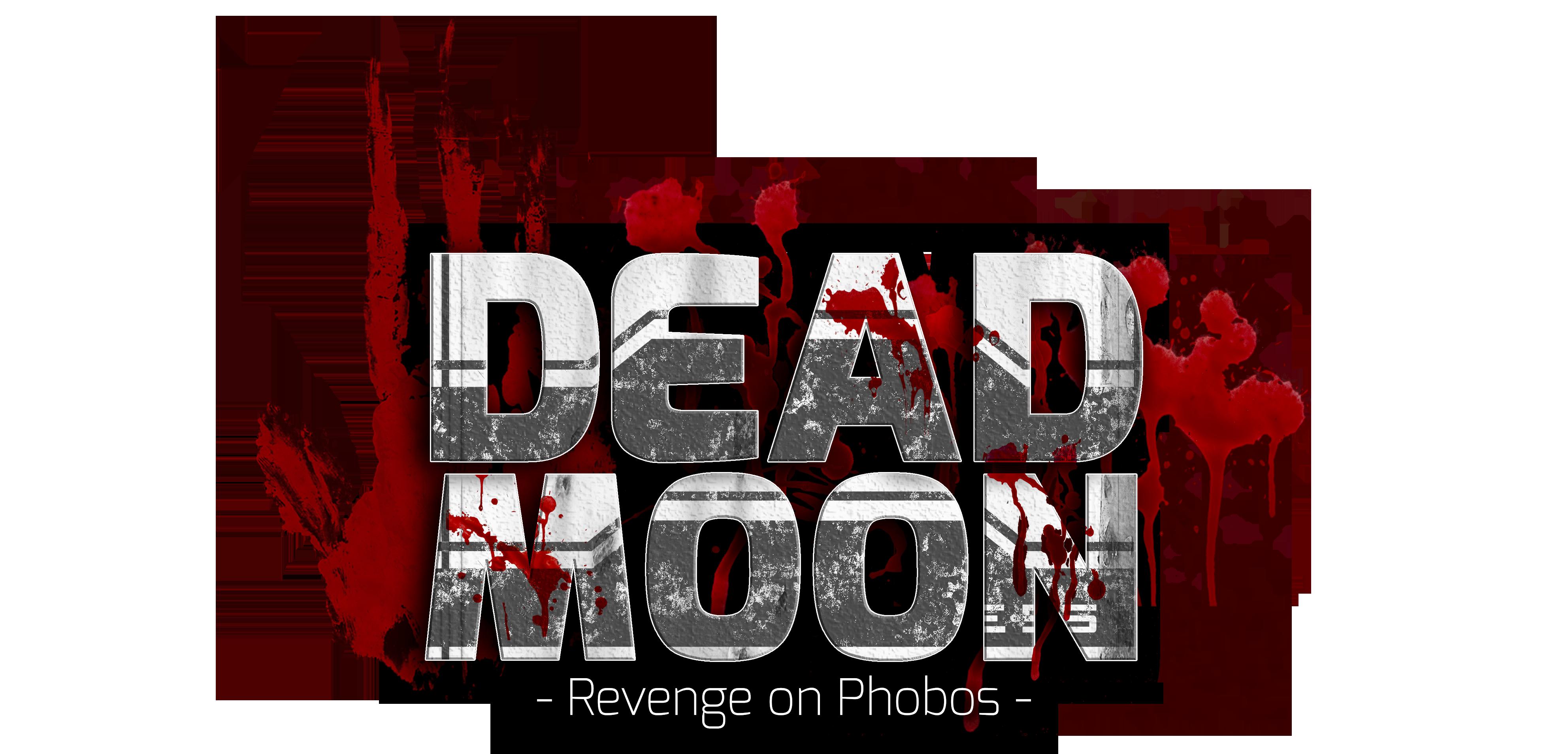 DAED MOON Logo 4K