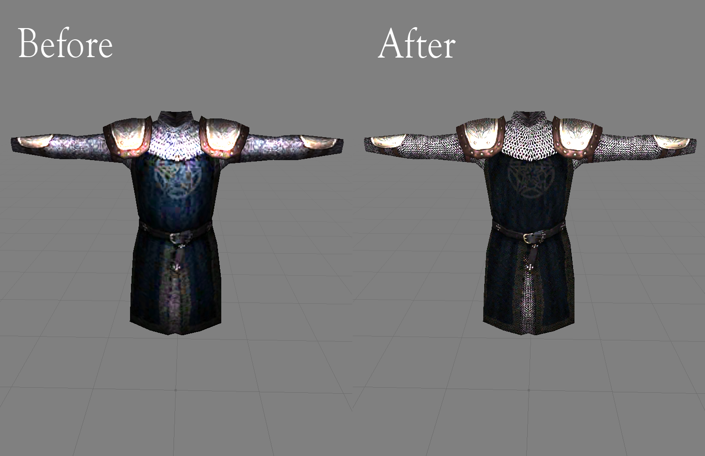 Arnorian Knight Armour
